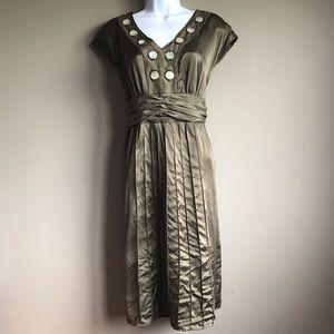 Antonio Melani 100% Silk Dress